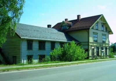 Øvre Lundgård i Leiret