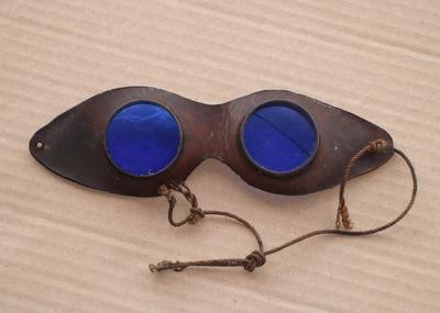 Solbrillene til Hans Johan Hansen