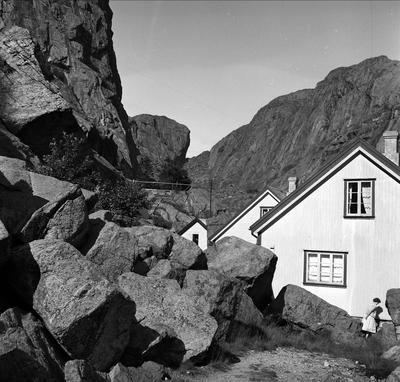 Helleren i Jøssingfjorden