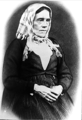 Portrett av Mari Grindland gift Skjeggestad