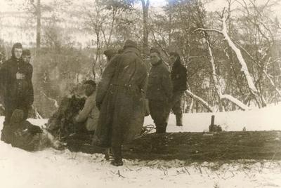 Furuskogen i Reisadalen - et krigsminne