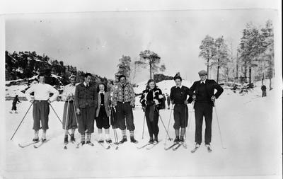 Skiløparar