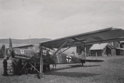 Flyet Fieseler Storch TI NK