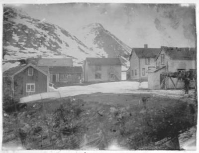 Bygninger i Hasvik