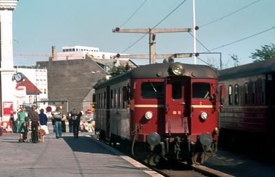 Lokaltog til Marnardal i Kristiansand