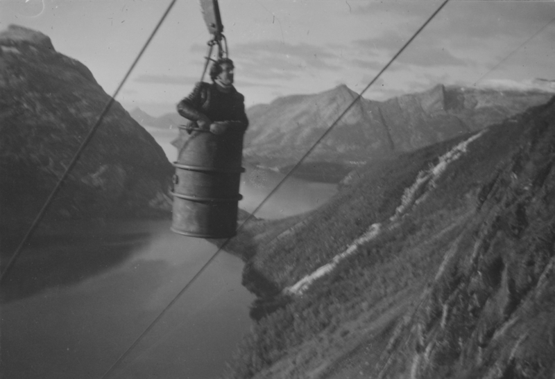 Pionerer i Glomfjord