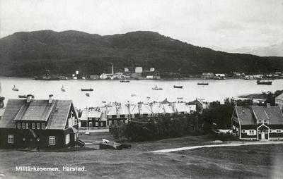 Kasernen i Harstad