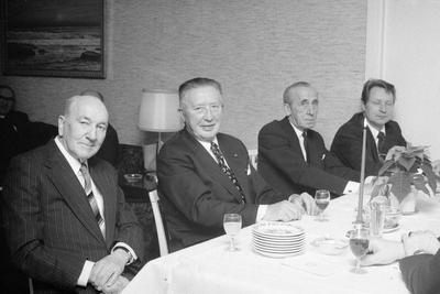 Feiring av Harstad Handelsstandsforenings 75-årsjubileum