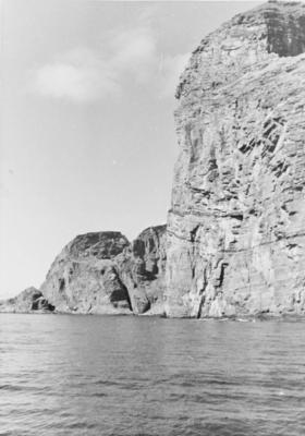 Andotten - fjell ved kysten