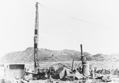 Havnevesenets anlegg i Hasvik