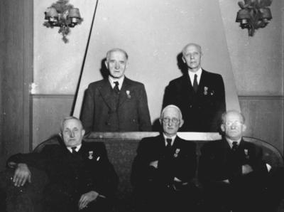 GRUPPE: 5 MENN