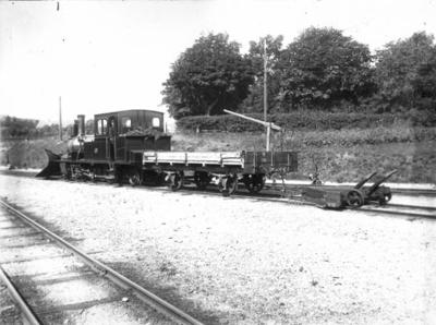 Setesdalsbanens damplokomotiv nr