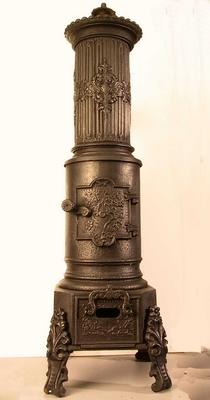 Sylinderovn, koksovn, Ulefos