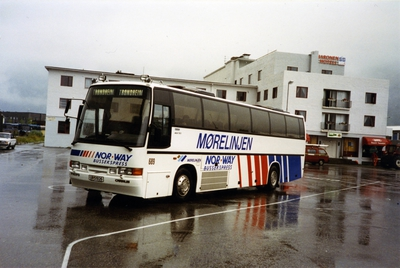 Volvo B10M Delta Eurostar 501 47 spl