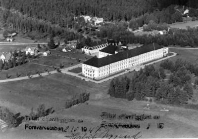 Hedmark fylkessykehus i Elverum 1939