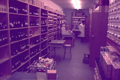 Oppbevaring av legemidler på Apoteket Nordstjernen i Bergen