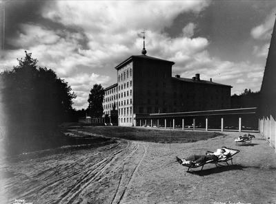 Glitre Sanatorium