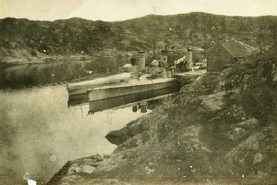 Krig - Småfartøy - Kystlandskap