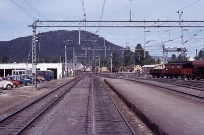 Kongsberg stasjonsområde