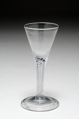 Glassaske