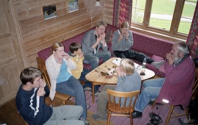 Folkemusikkhelg 2001