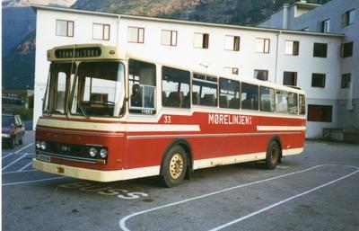 Mørelinjen A/S
