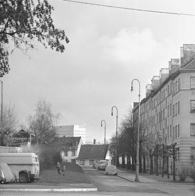 Thurmanns gate mot Maridalsveien.